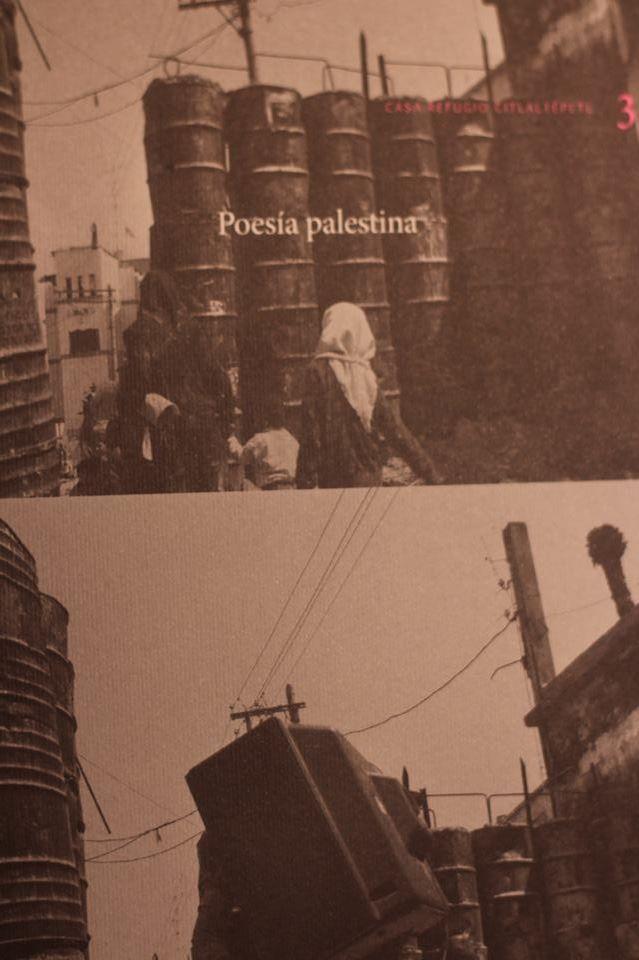 Líneas de Fuga: Poesía palestina