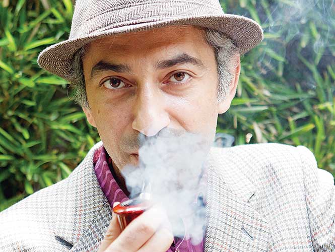 Entrevista a Mohsen Emadi